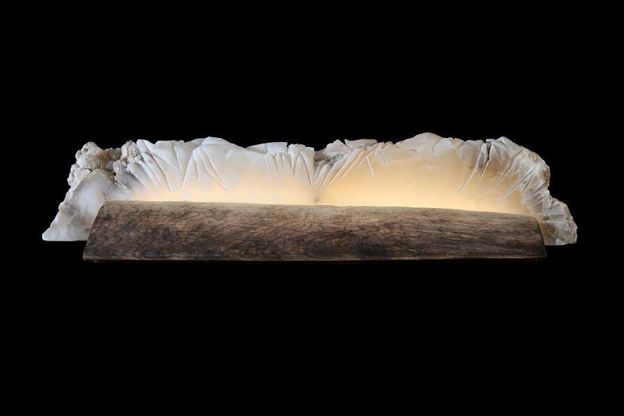 Gletscherlicht -kl