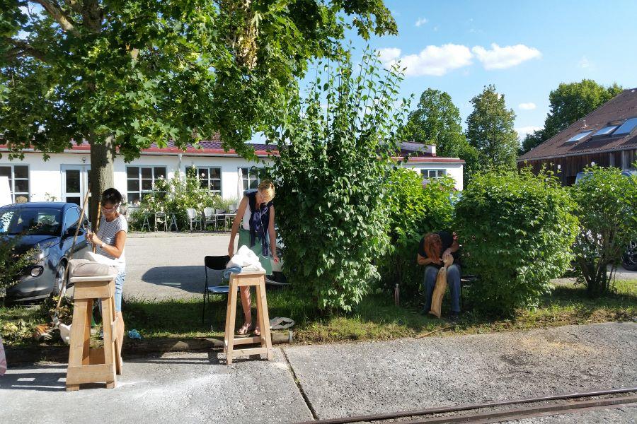 Sommercamp -kl